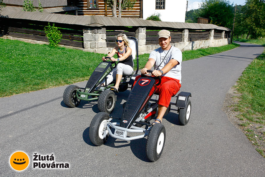 kart skala Pedal cars for whole family kart skala